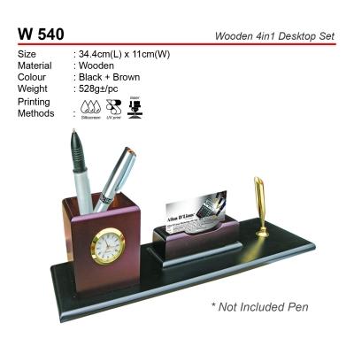 W 540