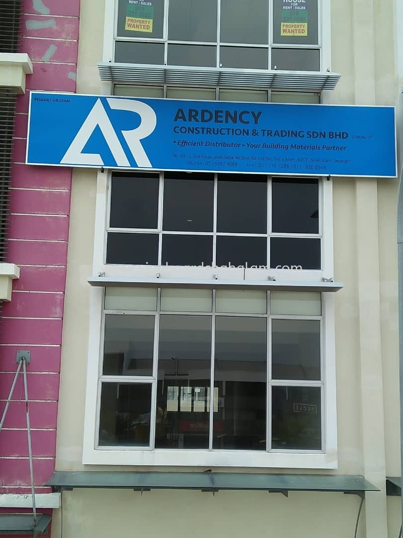 ARDENCY Construction & Trading Sdn Bhd