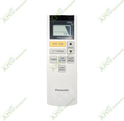 F-M15GW PANASONIC CEILING FAN REMOTE CONTROL