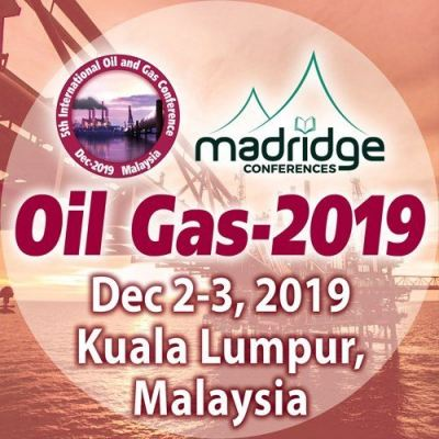 5th International Oil and Gas Conference