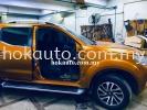 Nissan Navara Nissan Navara Accident Repair After Repair Photos