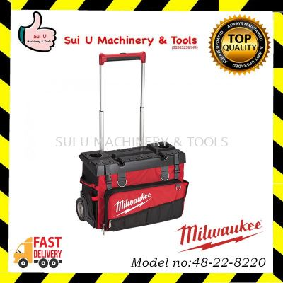 "MILWAUKEE 48-22-8220 24"" Hardtop Rolling Bag"