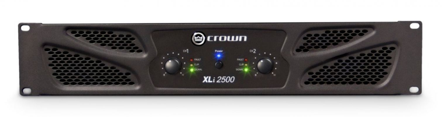 CROWN POWER AMPLIFIER (XLi2500)