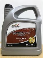Superlight lubricant - Mineral 10W30 API SN
