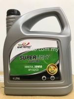 Superlight lubricant - Mineral 20W50 API SG/CD