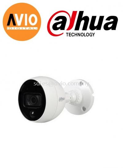 Dahua ME1200B-LED 2MP Active Deterrance HD-CVI Dome CCTV Camera