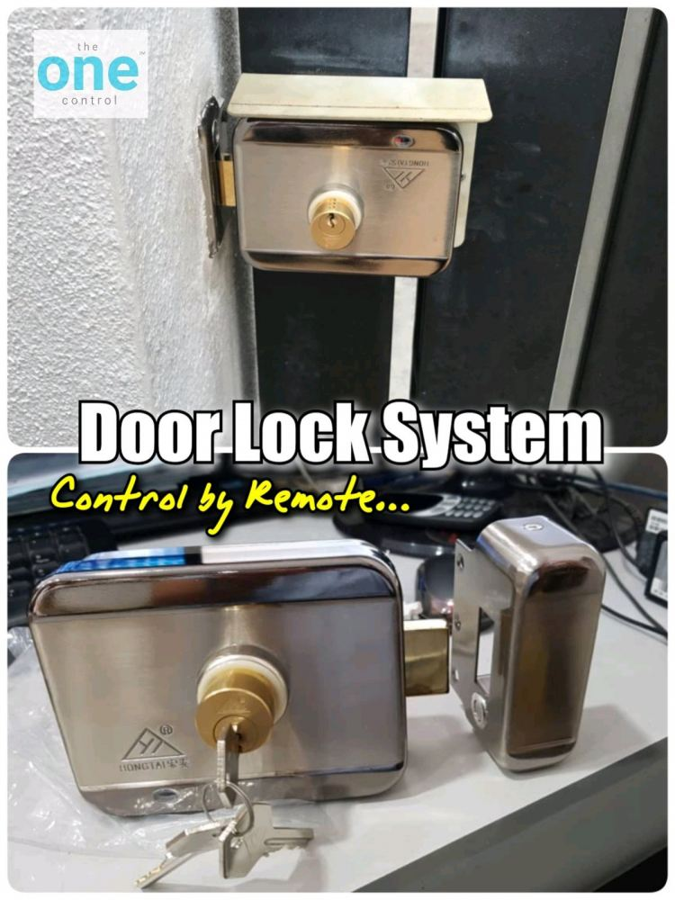 DOOR LOCK SYSTEM JOB IN TROPICANA