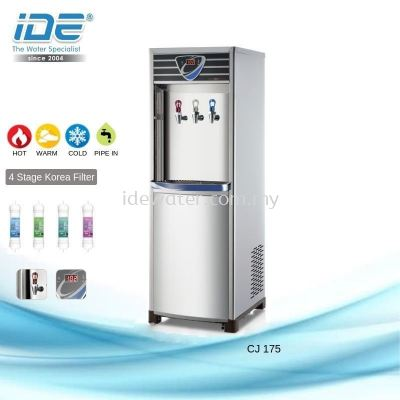 CJ 175 Hot&Warm&Cold Water Cooler