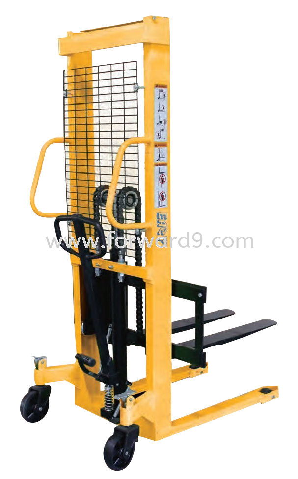 MS 1016 Manual Stacker  Stacker  Material Handling Equipment