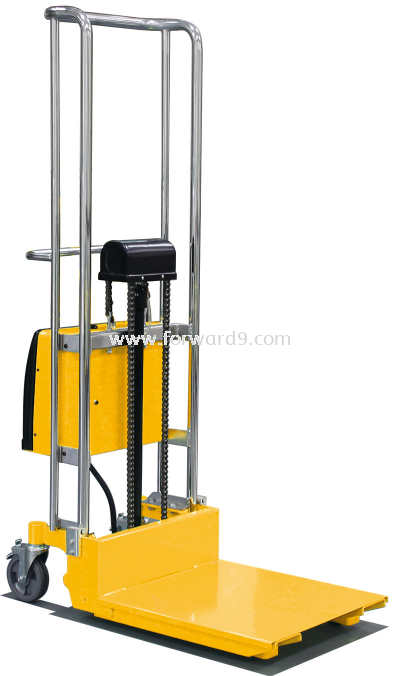 SES-Q 0415 Semi Elctric Platform Stacker