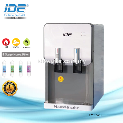 IDE 520 Water Dispenser (Hot&Warm)