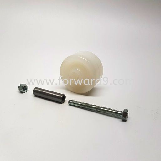 Small Load Wheel Parts  For Hand Pallet Truck  Spare Parts  Repair & Maintenance Services
