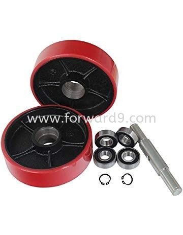 Steering Wheel Parts  For Hand Pallet Truck  Spare Parts  Repair & Maintenance Services