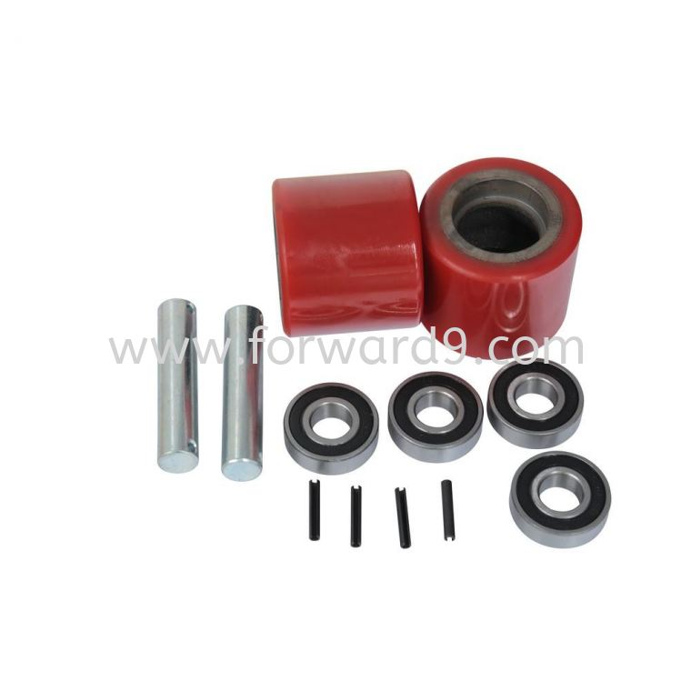 Load Wheel Parts  For Hand Pallet Truck  Spare Parts  Repair & Maintenance Services