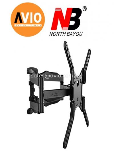 "NB P5 32"" to 60"" inch TV Cantilever Mount ( Double Arm ) Bracket"