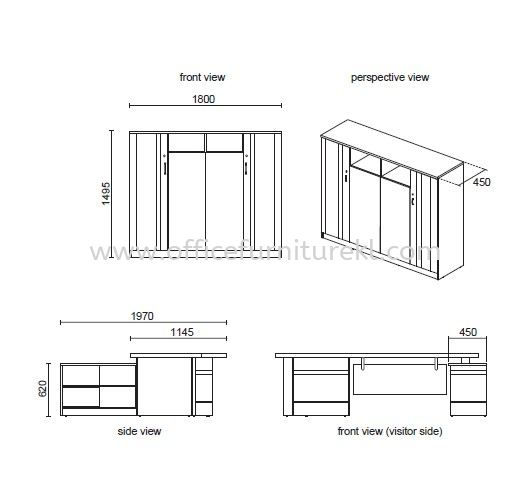 LUXURY OFFICE CABINET SPECIFICATION 2