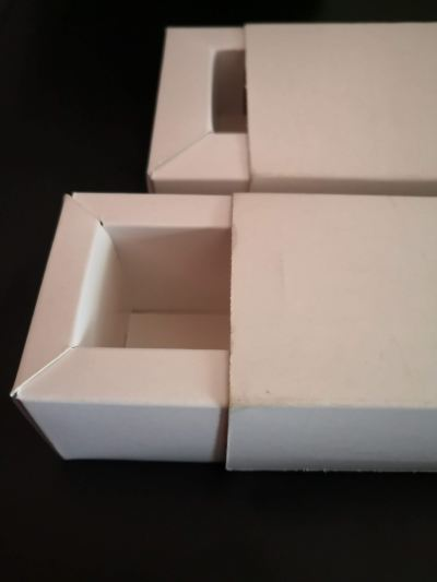 Sleeve Box S 8mm Spine