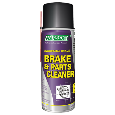 CHLORINATED BRAKE & PARTS CLEANER