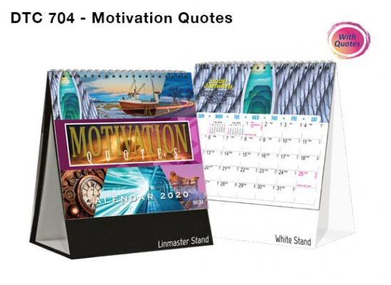 "7""x6.5"" Motivation Quotes (DTC704)"