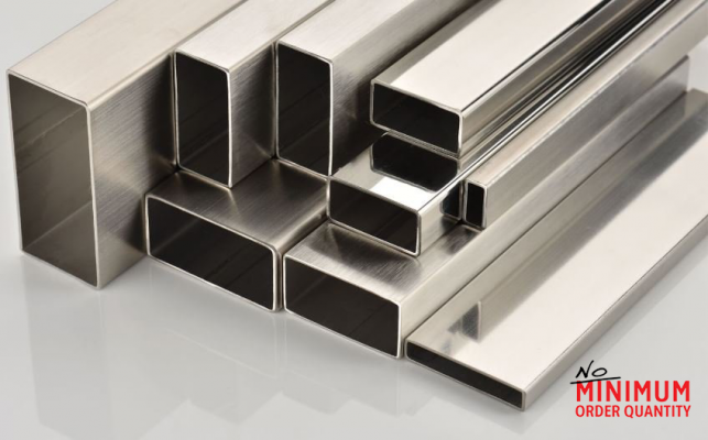 Stainless Steel Ornamental Rectangular Tube/ Pipe (Hollow) | Grade: 304/ 316* | K. Seng Seng Industries Sdn Bhd