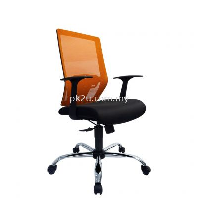 PK-BCMC-38-M-AA-L1-Mesh 38 Medium Back Mesh Chair
