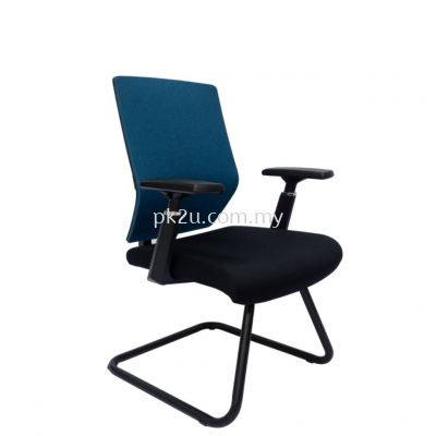 MESH 38 - Visitor Mesh Chair (L1-BCMC-38-V-AA)