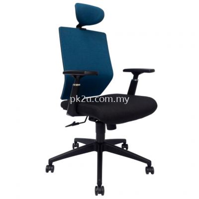 PK-BCMC-38-H-AA-L1-Mesh 38 High Back Mesh Chair