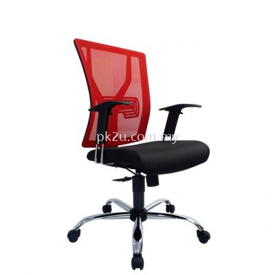 PK-BCMC-39-M-L1-Mesh 39 Medium Back Mesh Chair