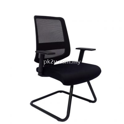 MESH 42 - Visitor Mesh Chair (L1-BCMC-42-V)