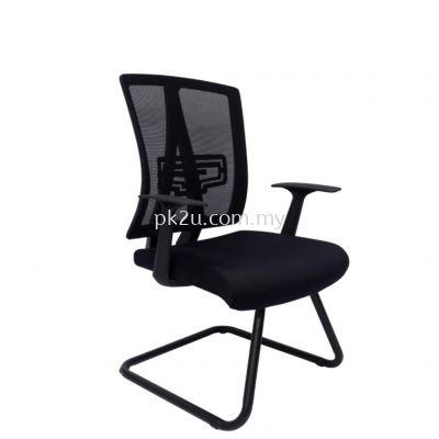 MESH 43 - Visitor Mesh Chair (L1-BCMC-43-V)
