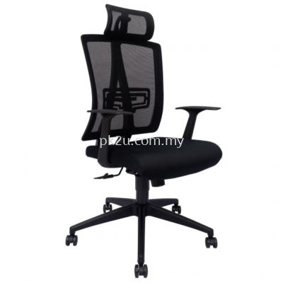 MESH 43 - High Back Mesh Chair (L1-BCMC-43-H)