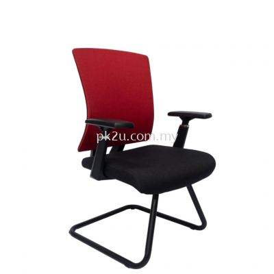 MESH 43 - Visitor Mesh Chair (L1-BCMC-43-V-AA)