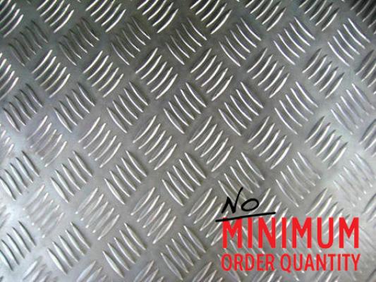 Aluminium Chequered Plate / Sheet | Grade: AA3003-E | K. Seng Seng Industries Sdn Bhd
