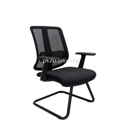 MESH 48 - Visitor Mesh Chair (L1-BCMC-48-V)