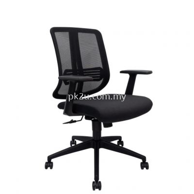 MESH 48 - Mid Back Mesh Chair (L1-BCMC-48-M)