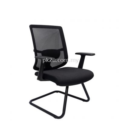 MESH 46 - Visitor Mesh Chair (L1-BCMC-46-V)
