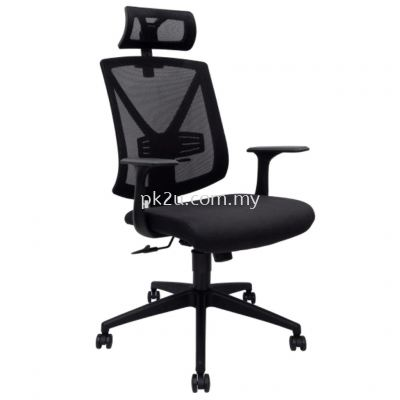 PK-BCMC-45-H-L1-Mesh 45 High Back Mesh Chair