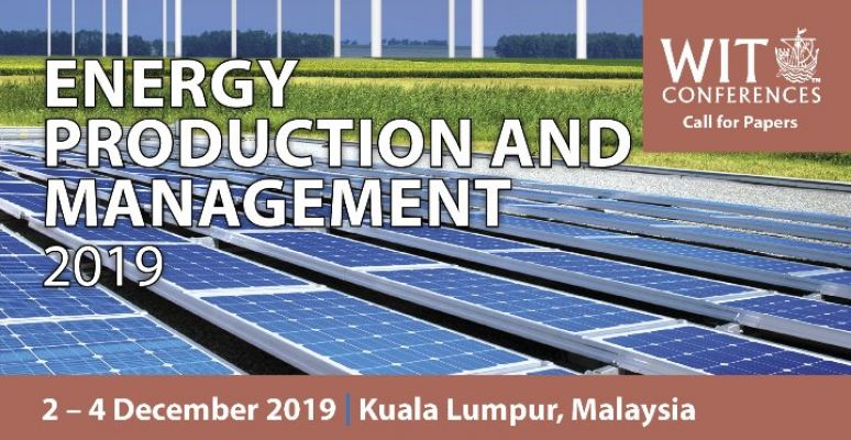 Energy Production and Management Conference