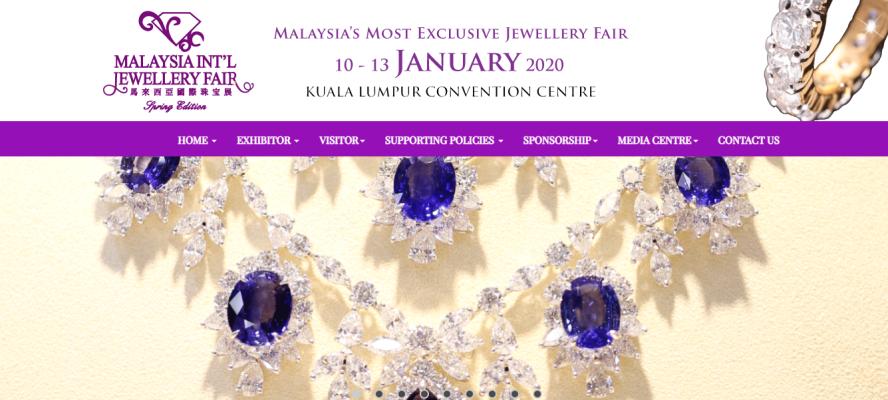 Malaysia International Jewellery Fair Spring Edition (MIJF SE) 2020