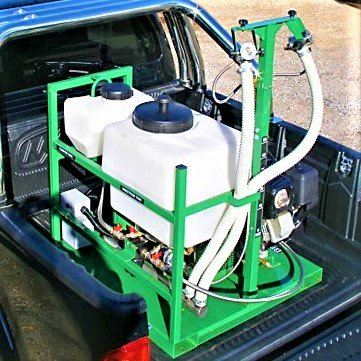 Vehicle-Mounted ULV Fogger - Micronair AU9000