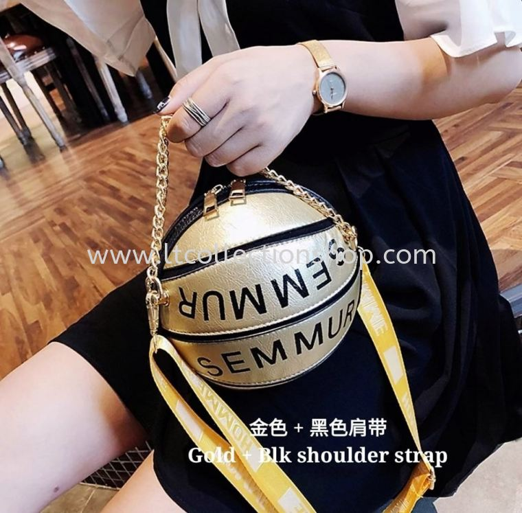 BASKETBALL FASHION BAG PRE.ORDER 预购 071019~121019 PRE.ORDER 预购