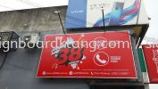 Red one network Billboard at teluk palima klang BILLBOARD