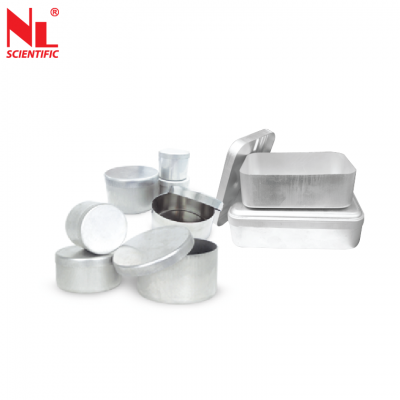Moisture Content Tin With Cover - NL 7012 A
