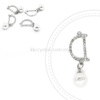 Fashion Charm, Code 46#, 5pcs/pack