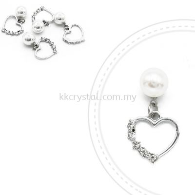 Fashion Charm, Code 47#, 5pcs/pack
