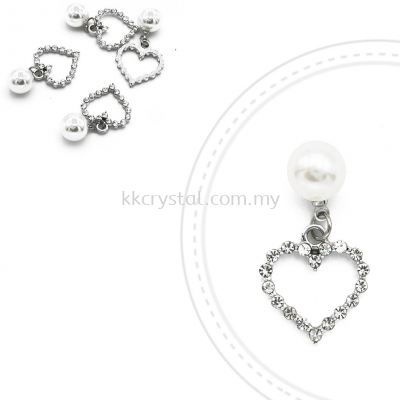 Fashion Charm, Code 48#, 5pcs/pack