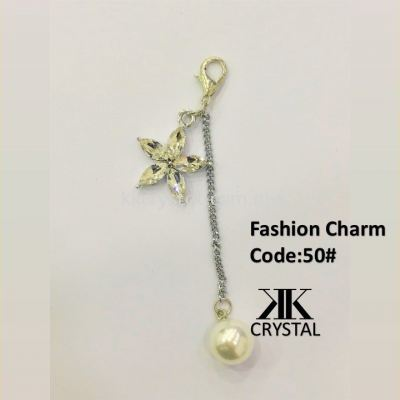 Fashion Charm, Code 50#, 5pcs/pack