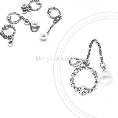 Fashion Charm, Code 52#, 5pcs/pack