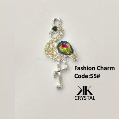 Fashion Charm, Code 55#, 5pcs/pack