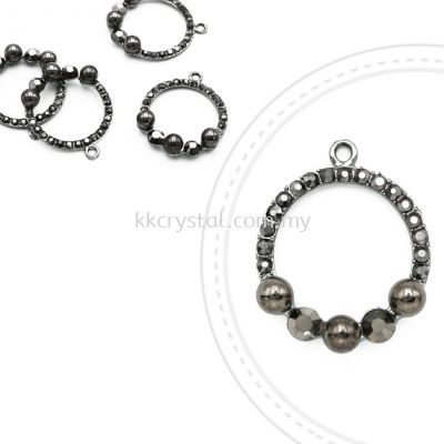 Fashion Charm, Code 62#, 5pcs/pack